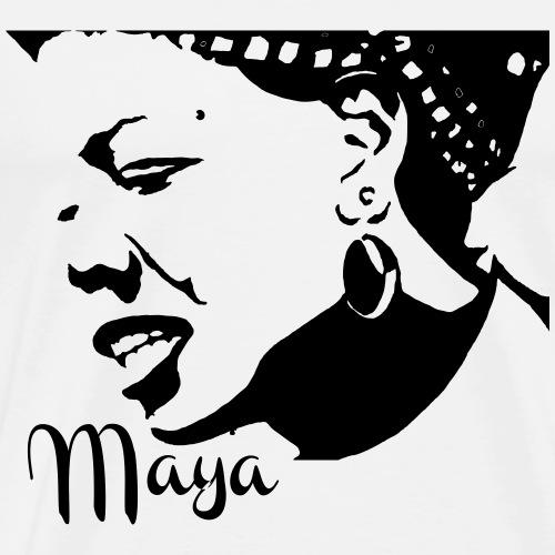 Maya - Men's Premium T-Shirt