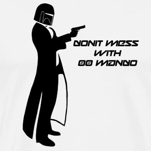 00 Mando - Men's Premium T-Shirt