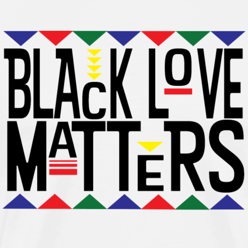 Black Love Matters - Men's Premium T-Shirt