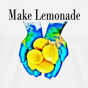 Make Lemonade - Men's Premium T-Shirt