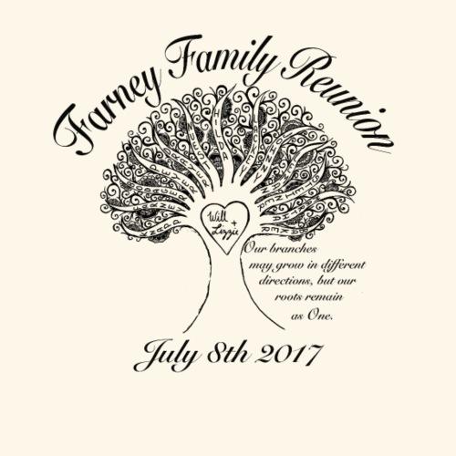 Farney Reunion Design 2 - Men's Premium T-Shirt