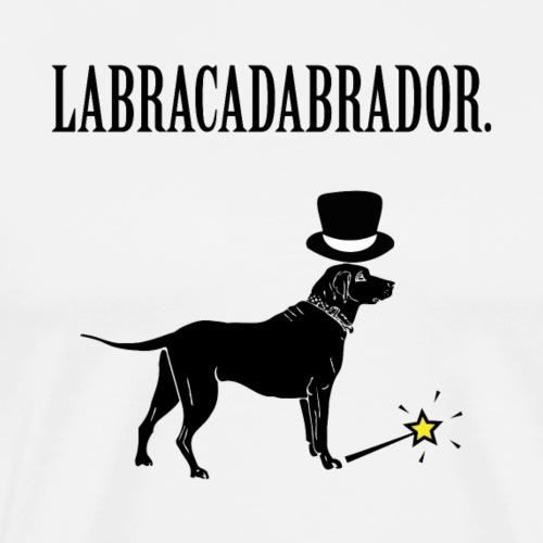 Magic Dog - Men's Premium T-Shirt