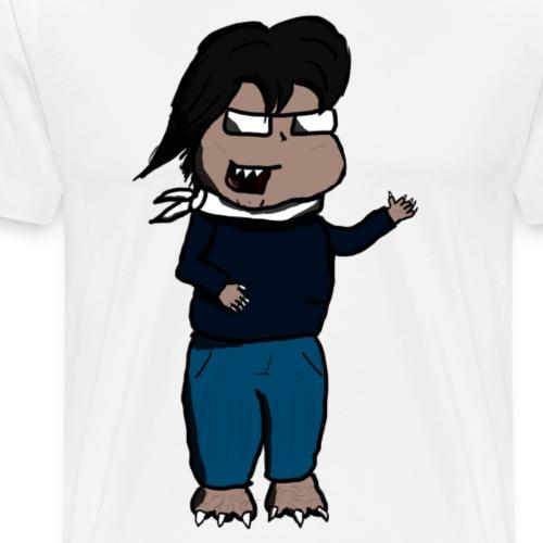 Petit Carlos - T-shirt premium pour hommes