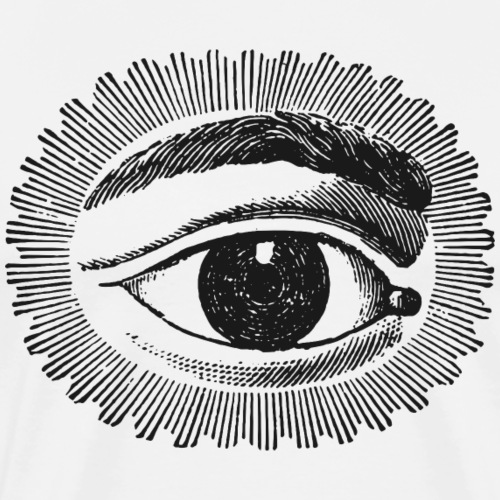 Eye - Men's Premium T-Shirt