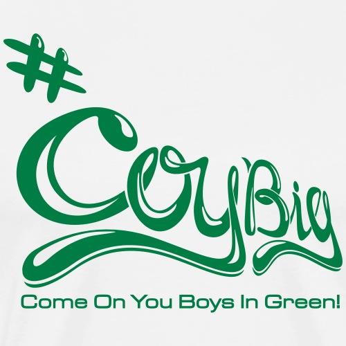 COYBIG - Men's Premium T-Shirt