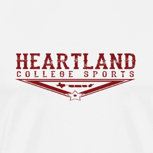 Oklahoma Sooners Heartland College Sports gear - Men's Premium T-Shirt