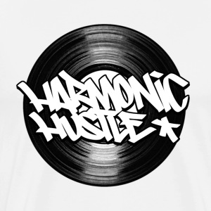 Harmonic Hustle - Men's Premium T-Shirt