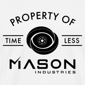 Timeless - Property Of Mason Industries - Men's Premium T-Shirt