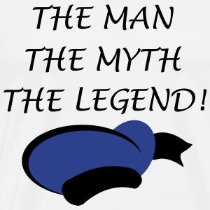The Man, The Myth, The Legend! - Men's Premium T-Shirt