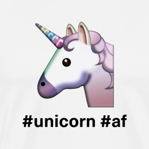 Unicorn Af - Men's Premium T-Shirt
