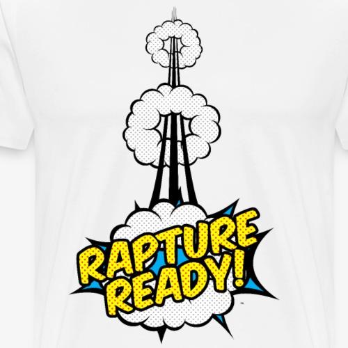 Rapture Ready! - Men's Premium T-Shirt