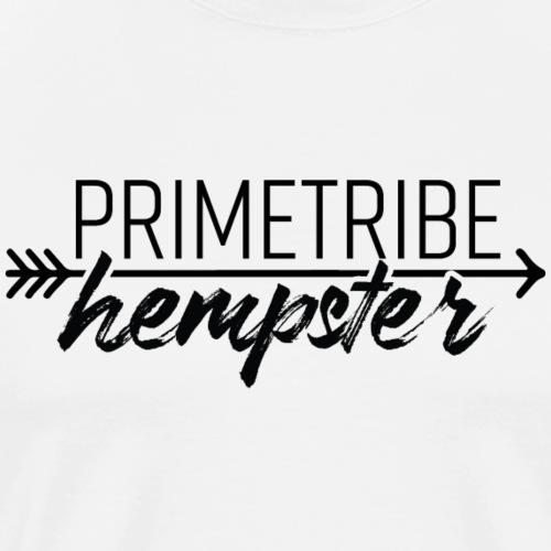 PrimeTribe Hempster - Men's Premium T-Shirt