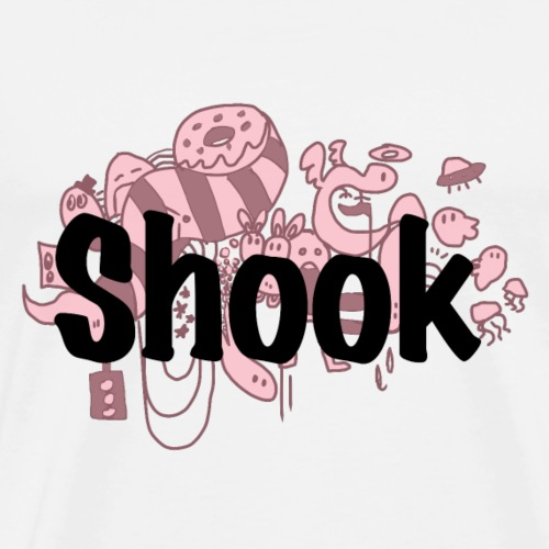 Shook - Men's Premium T-Shirt