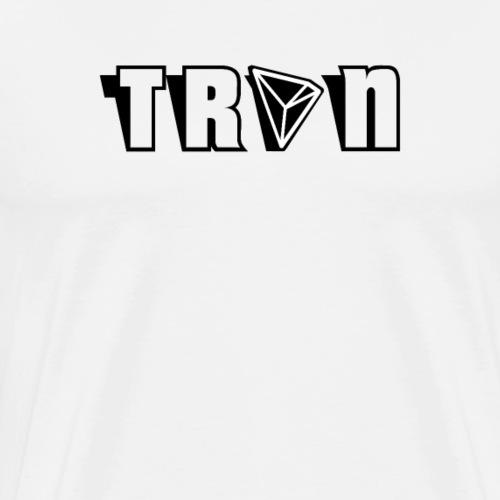 TRON (TRX) Tshirt - Men's Premium T-Shirt