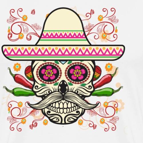 dia de kos muertos - Men's Premium T-Shirt