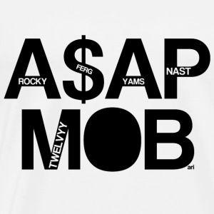 A$APMOB. - Men's Premium T-Shirt