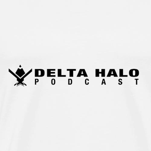 Delta Halo Clean - Men's Premium T-Shirt