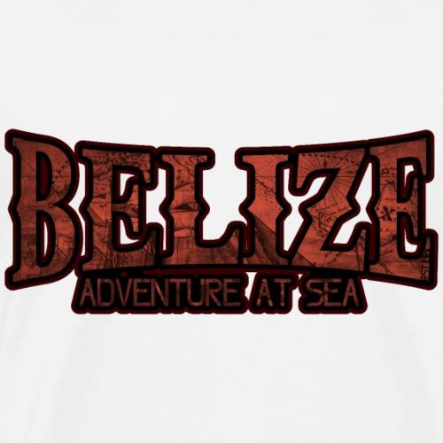 Belize Adventure at Sea - Men's Premium T-Shirt