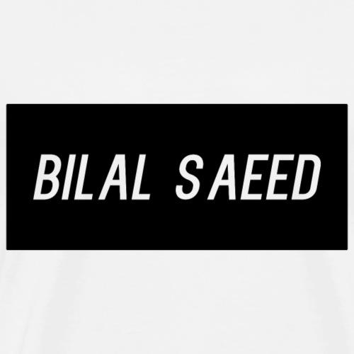 BilalSaeedLogo - Men's Premium T-Shirt