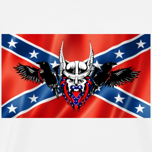 Confederate SOO - Men's Premium T-Shirt