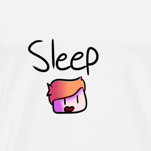 Hoodie Design - Men's Premium T-Shirt