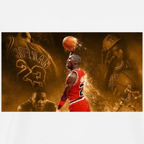 Michael Jordan - Men's Premium T-Shirt