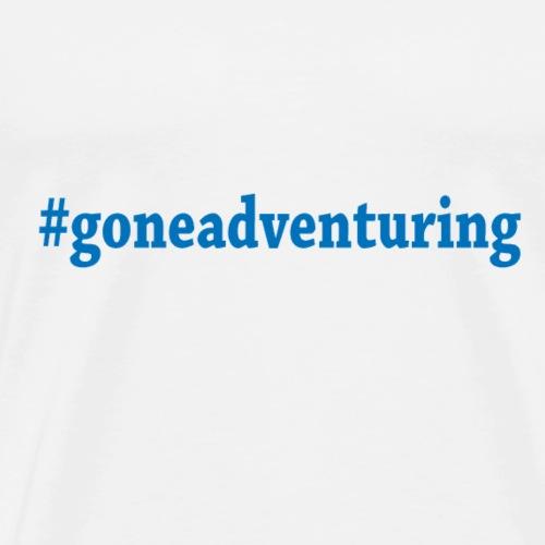 #goneadventuring - Men's Premium T-Shirt