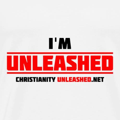 I'm Unleashed - Men's Premium T-Shirt