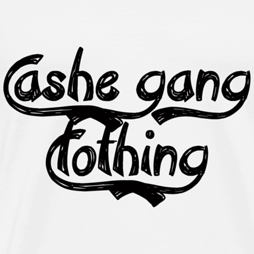 Cashe gang Clothing - Men's Premium T-Shirt
