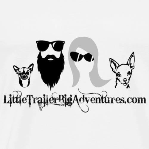 LTBA Heads Logo - Men's Premium T-Shirt