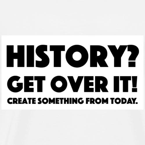 History - Men's Premium T-Shirt