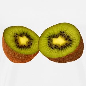 Kiwi,Fruit, Health, Nature, Food, - Men's Premium T-Shirt