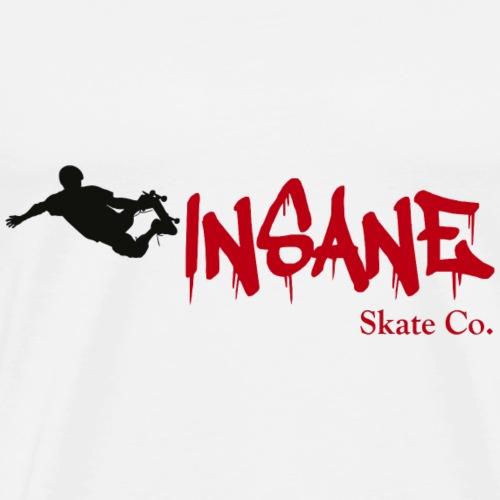 Insane skater Original Design - Men's Premium T-Shirt