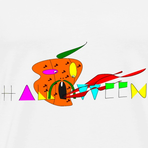 Halloween Hot Pumpkin Special - Men's Premium T-Shirt