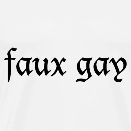 FauxGay