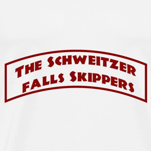 The Schweitzer Falls Skippers - Men's Premium T-Shirt