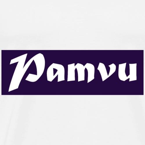 PamvuPurple - Men's Premium T-Shirt