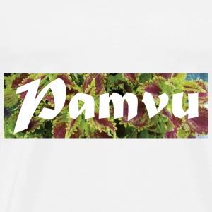 PamvuRedleaves - Men's Premium T-Shirt