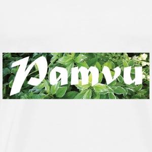 PamvuGreenleaves - Men's Premium T-Shirt
