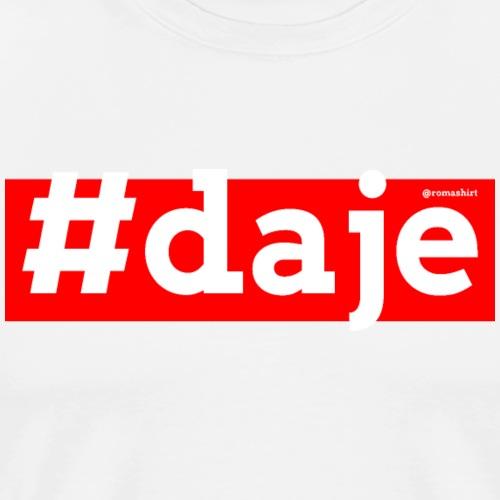 Daje - Men's Premium T-Shirt