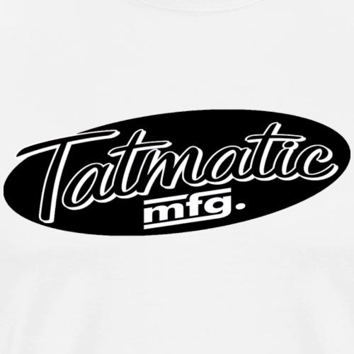 TATREWblk - Men's Premium T-Shirt