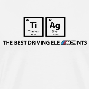 TiAg Element Shirt - Men's Premium T-Shirt
