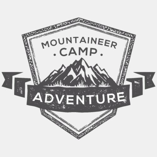 Mountaineer Camp - Men's Premium T-Shirt