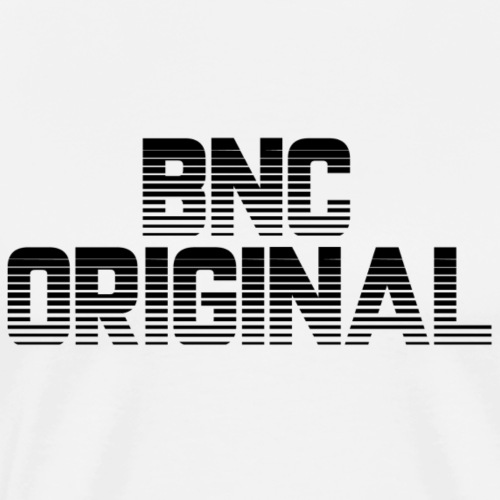 BNC Original (Championship/Black) - Men's Premium T-Shirt