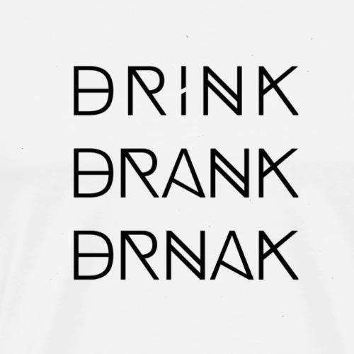Drink - Men's Premium T-Shirt