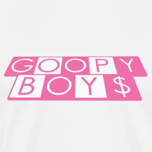Goopy Boy$ - Men's Premium T-Shirt