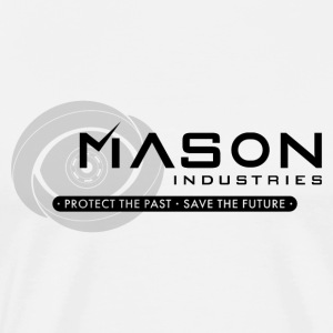 Timeless - Mason Industries:Protect & Save - Men's Premium T-Shirt
