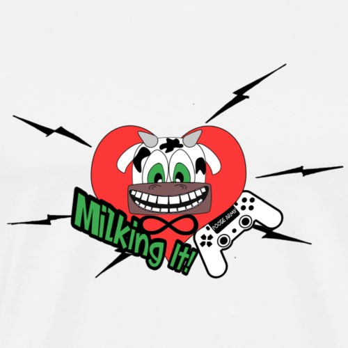 Milking It! - Men's Premium T-Shirt