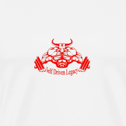SDL Red - Men's Premium T-Shirt