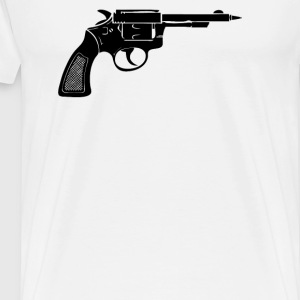 Pen Gun - Men's Premium T-Shirt